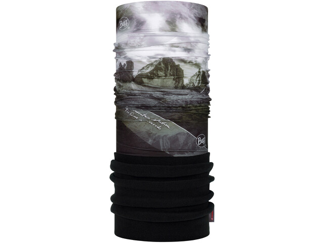 Buff Polar Mountain Loop Sjaal, 3 cime black